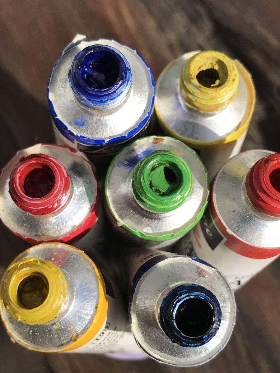 Les Petits Painters, painting classes, art classes, preschoolers, kids classes