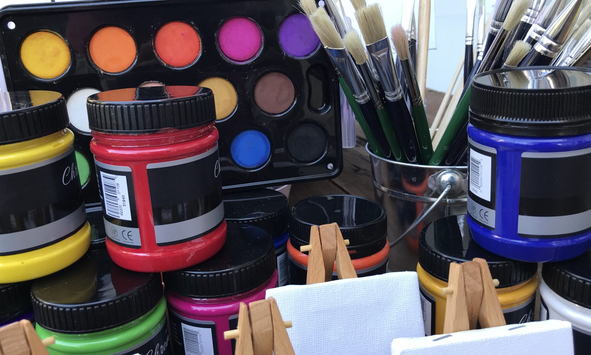 painting class schedules