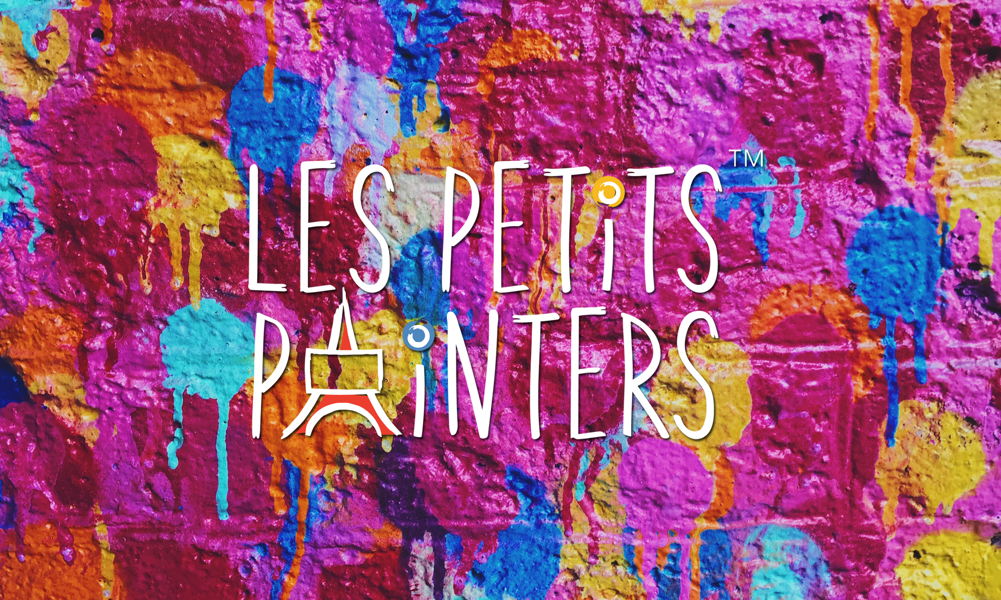 Les Petits Painters art and craft classes for children kids