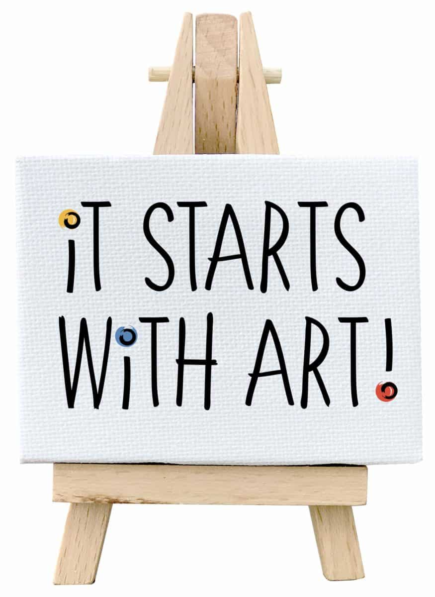 Les Petits Painters | Painting lessons and art classes for preschoolers in Chatswood and Hunters Hill NSW | www.lespetitspainters.com.au